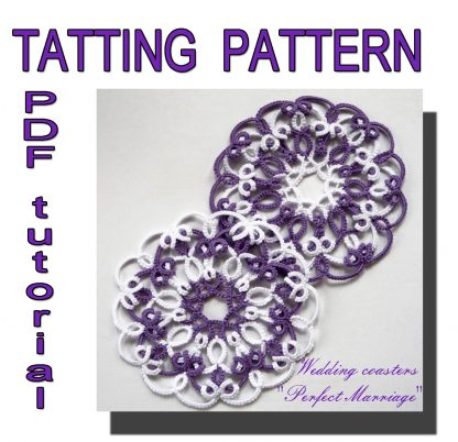 Perfect Marriage tatting pattern
