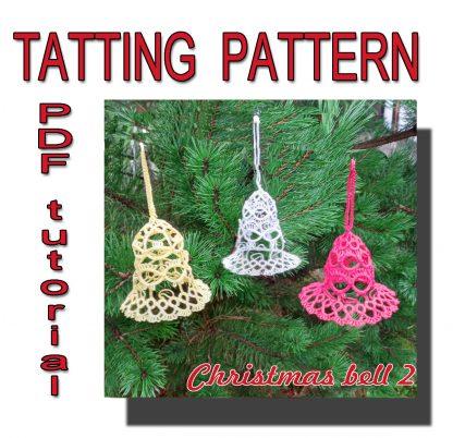 Pattern Christmas bell 2