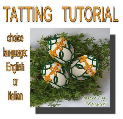 Easter Egg Bouquet pattern